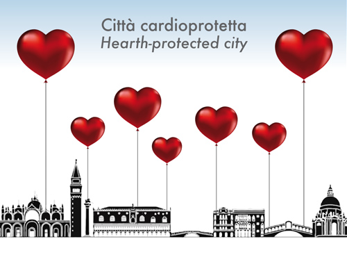 Venice heart protected city